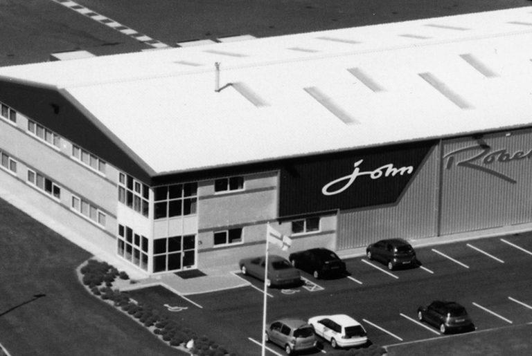 John Roberts Warehouse